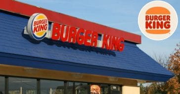 Burger King is bringing back a retro looking logo