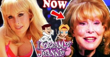 Catch up with the cast of 'I Dream of Jeannie'
