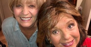 Dreama Denver recalls memories with the late Dawn Wells