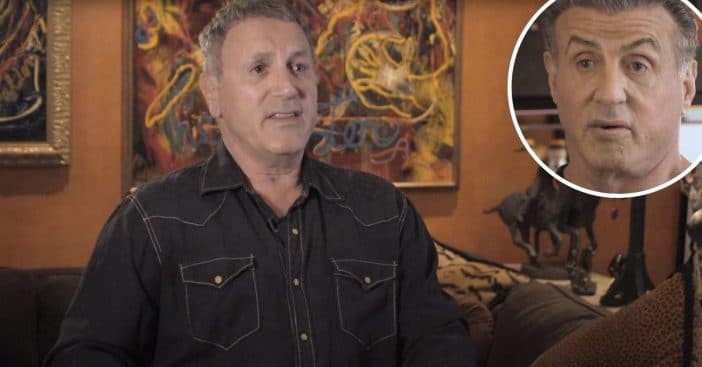 Frank Stallone talks about being a brother to Sylvester