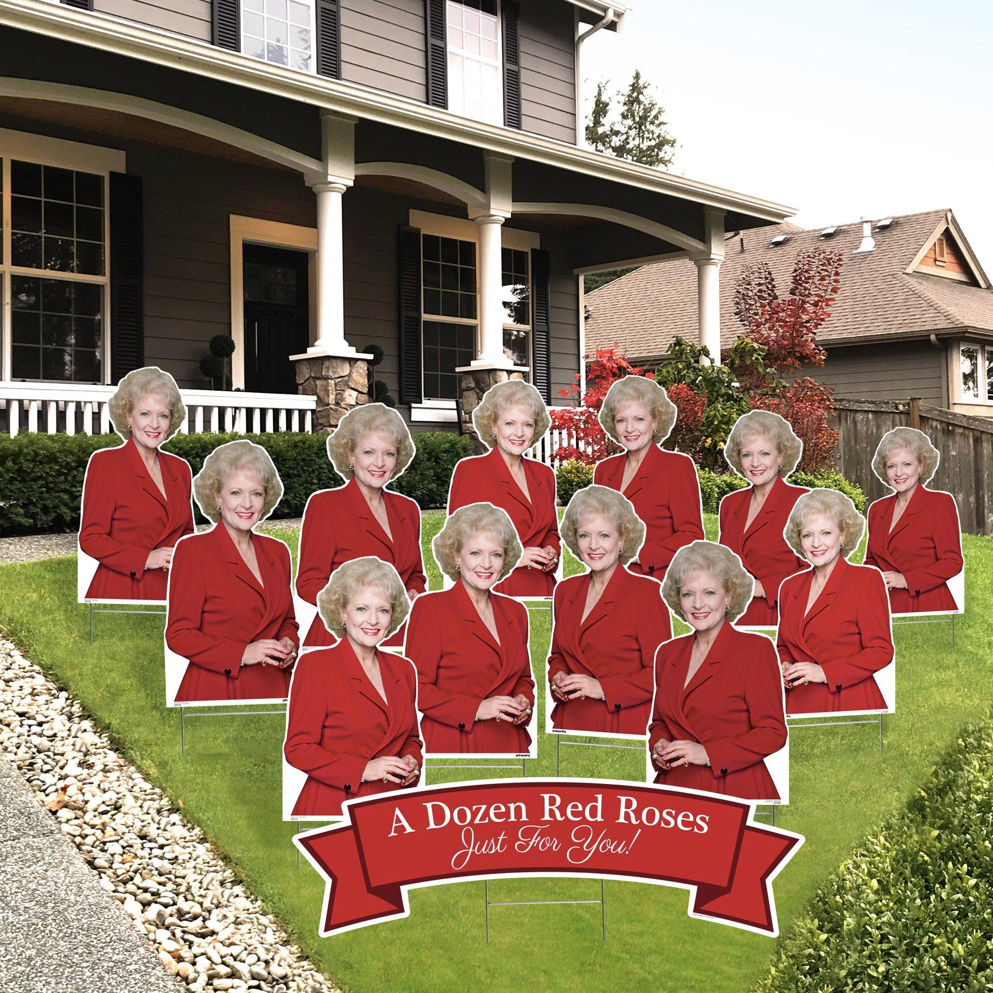 a dozen roses golden girls signs