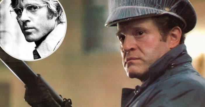 Hank Garrett recalls breaking Robert Redfords nose