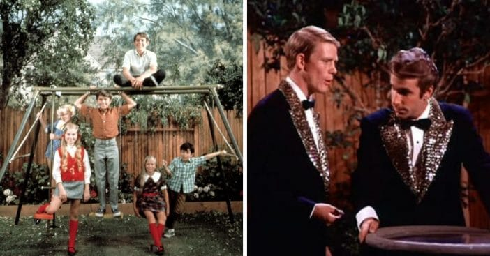 Happy Days and Brady Bunch have this connection