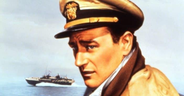 John Wayne loved taking celebrity friends on his boat