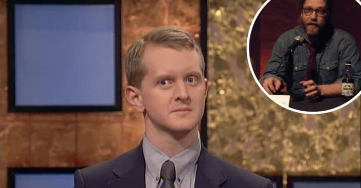 Ken Jennings defends podcast co host after controversy