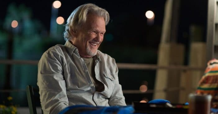 Kristofferson quietly announced retirement