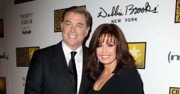 Marie Osmond remarried her first husband