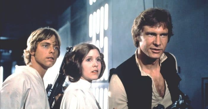 Mark Hamill talks about Carrie Fisher and Harrison Fords affair