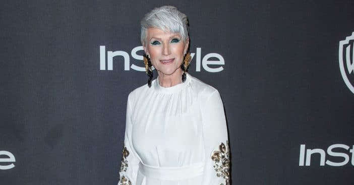 Model Maye Musk talks about the aging process
