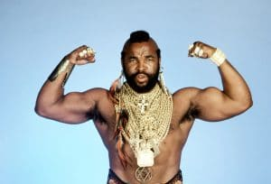 Mr. T in season 3 of The A-Team