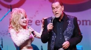 Musical siblings Dolly and Randy Parton