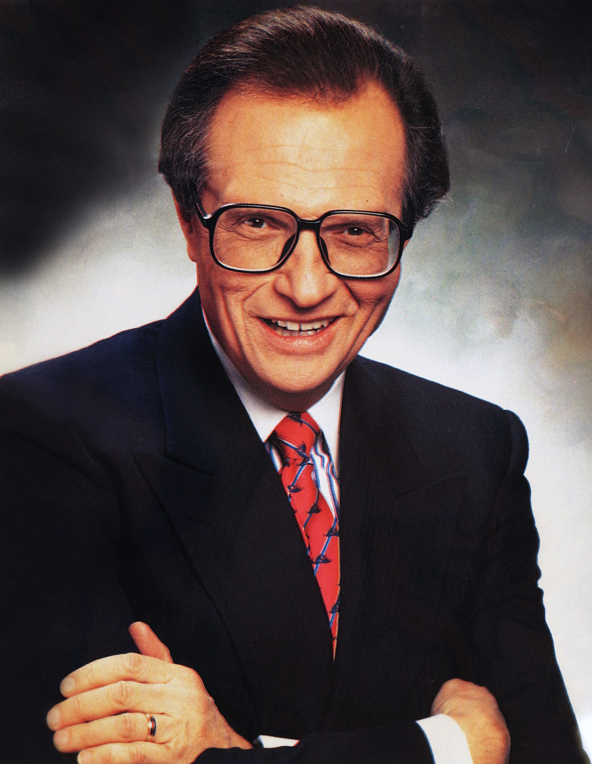 Larry King's Sons React To Their Father's Death