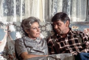 Ralph Waite ended up helping his TV wife from a bad place