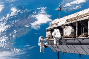 Real astronauts could appreciate the Toolman