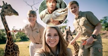 Robert Irwin looks so much like his late dad Steve Irwin