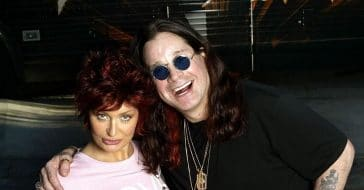 Sharon Osbourne shares photo of Ozzy on NYE