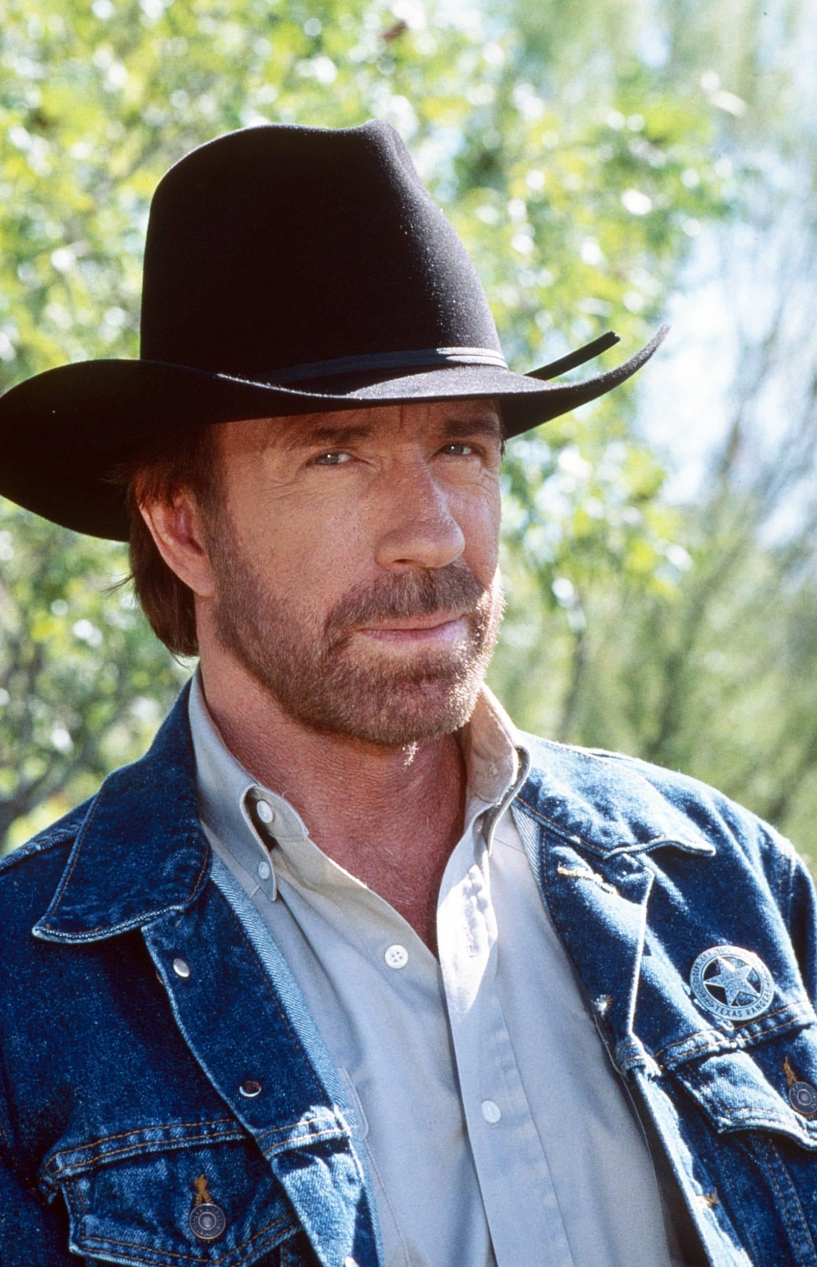 Chuck Norris Confirms He Was NOT At The U.S. Capitol Riots After Lookalike Photo Emerges