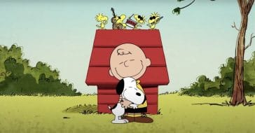 'The Snoopy Show' is an all-new series surrounding the Peanuts gang