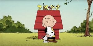 The Snoopy Show reveals a fateful first meeting