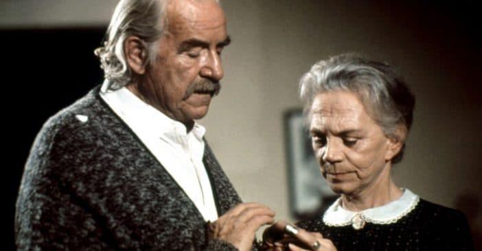The Walton grandparents
