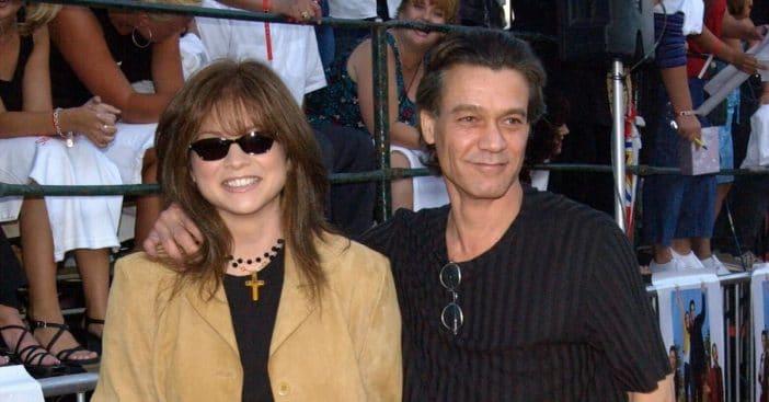 Valerie Bertinelli speaks out about Eddie Van Halens death