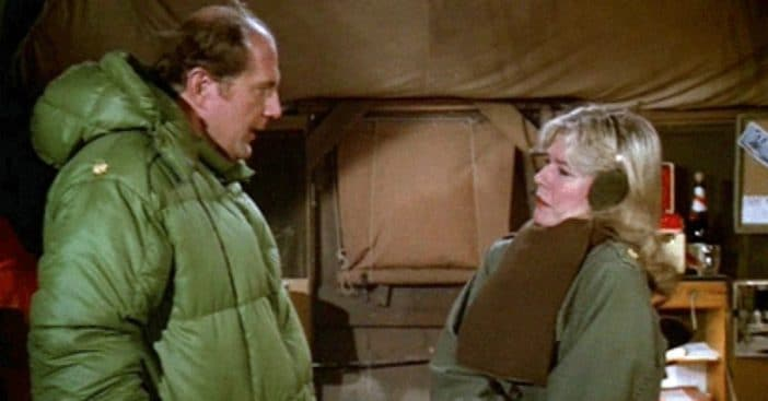 Weather played a role in the plot of MASH