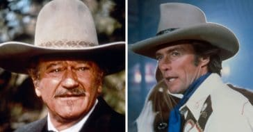 Why Clint Eastwood and John Wayne never worked together