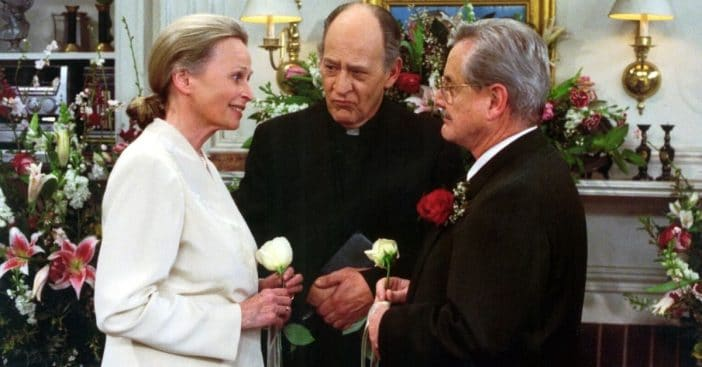William Daniels and Bonnie Bartlett talk about their 70 year marriage