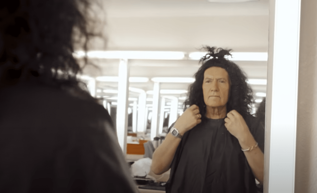 FLASHBACK: When Alex Trebek Dressed Up As Gene Simmons From KISS