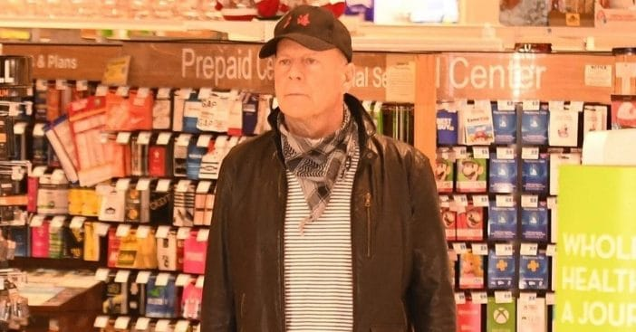 bruce willis asked to leave rite aid after refusing to wear mask