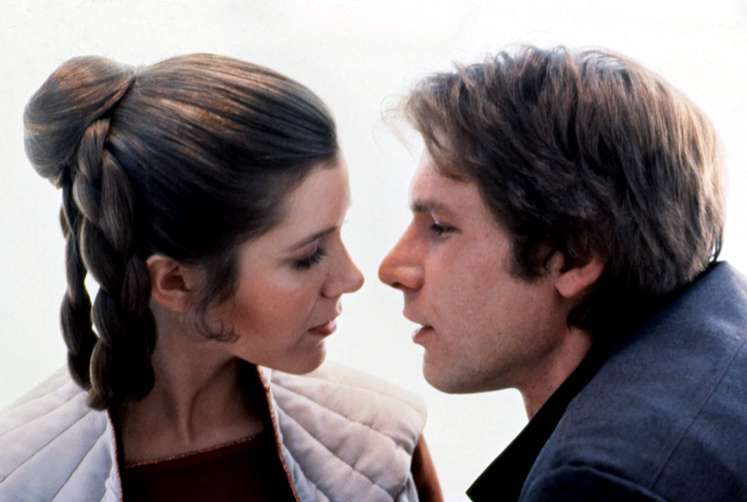 STAR WARS: EPISODE V - THE EMPIRE STRIKES BACK, Carrie Fisher, Harrison Ford