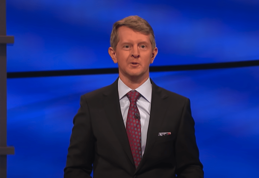 """New Clips Show Ken Jennings Signing Off 'Jeopardy!' With """"Thank You, Alex"""""""