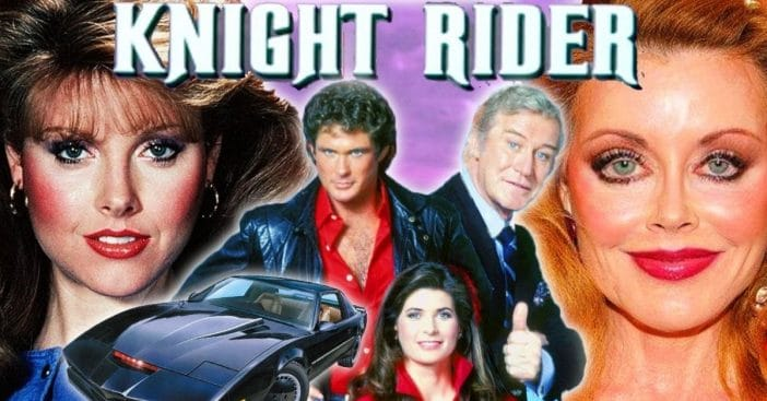 knight rider cast then and now 2021