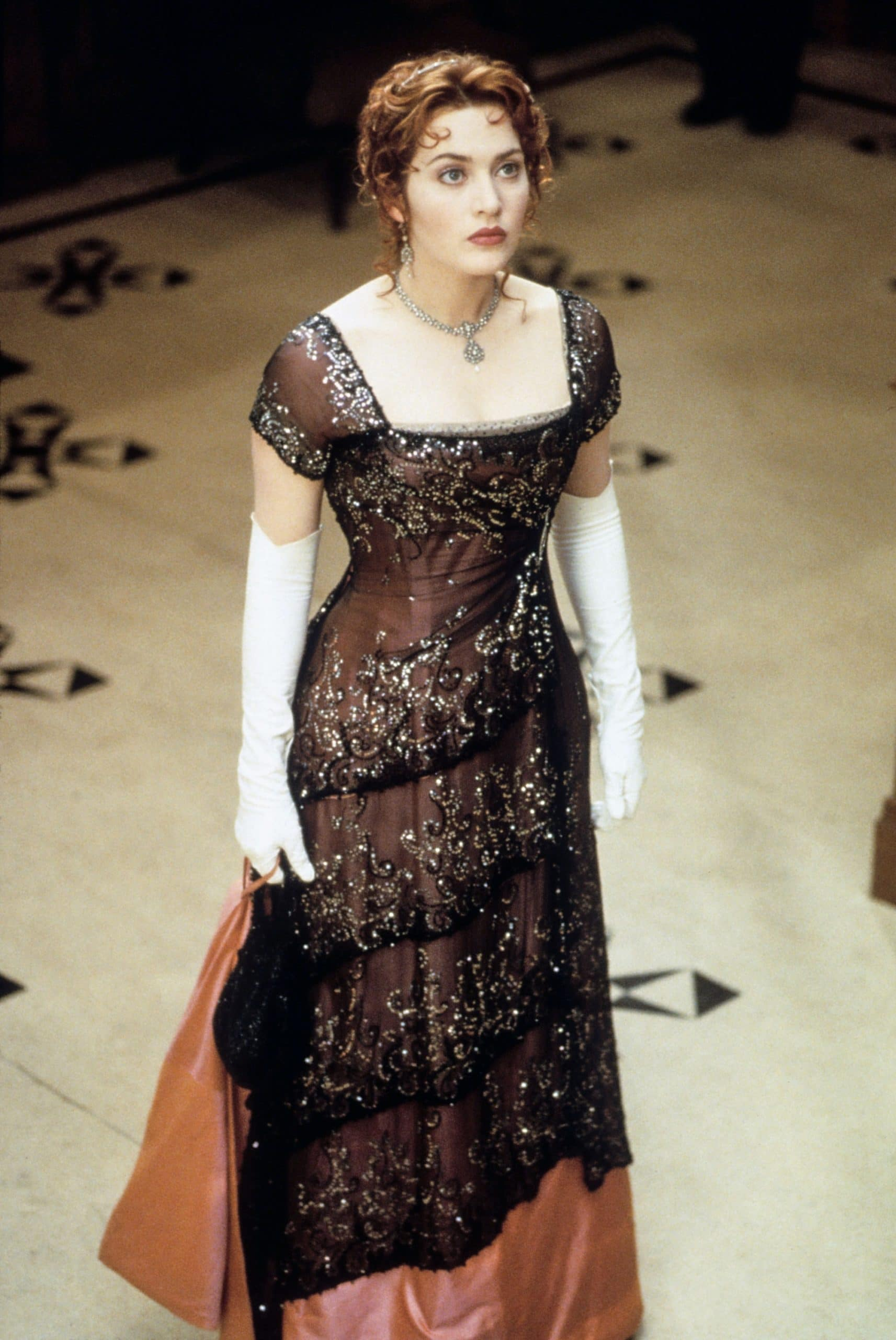 TITANIC, Kate Winslet, rose