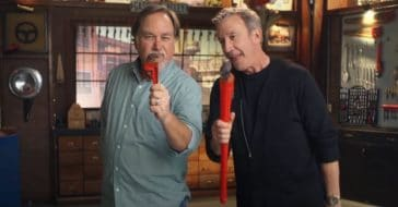 tim allen richard karn assembly required promo video