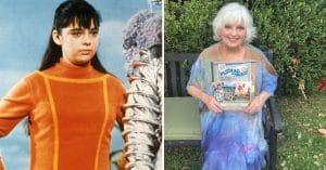 Angela Cartwright is still lost in space