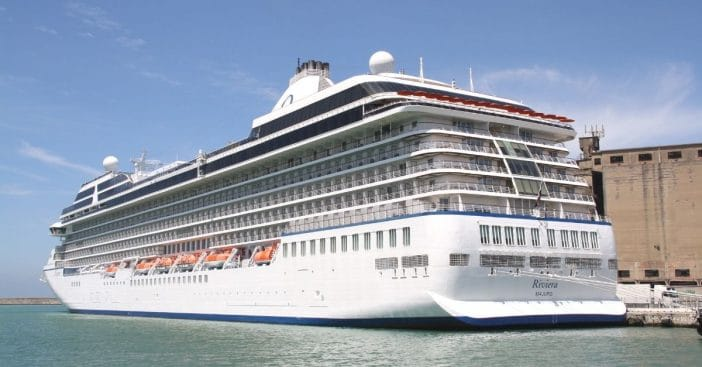 Around the World cruise sold out in one day