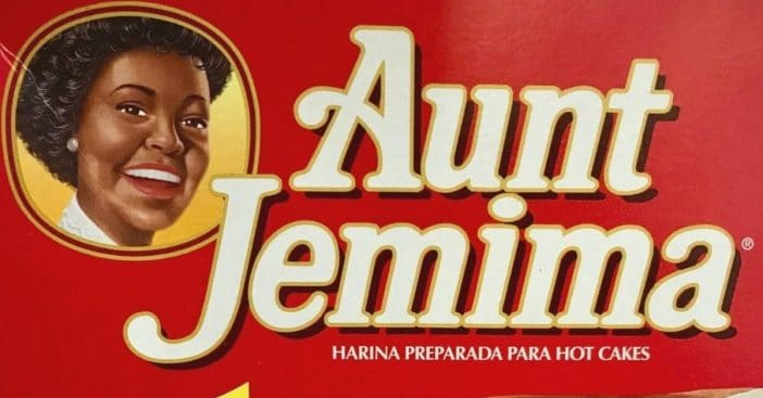 Aunt Jemima products have a new name and logo