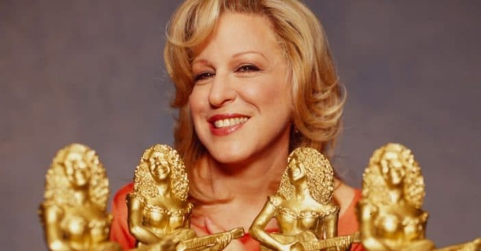 Bette Midler may never perform again