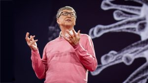 Bill Gates warned we'd be unprepared for a viral outbreak...back in 2015