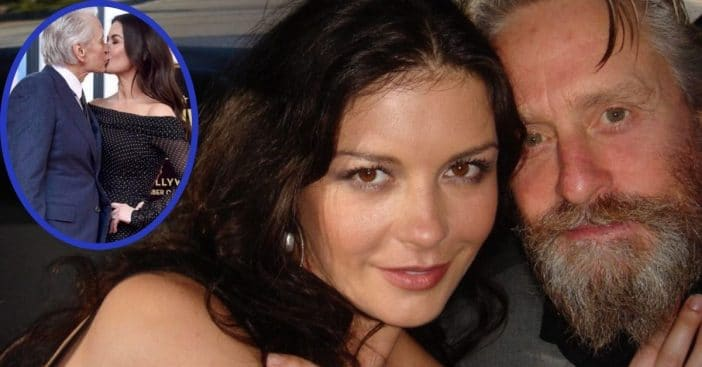 Catherine Zeta-Jones and Michael Douglas transformed over their two decades together