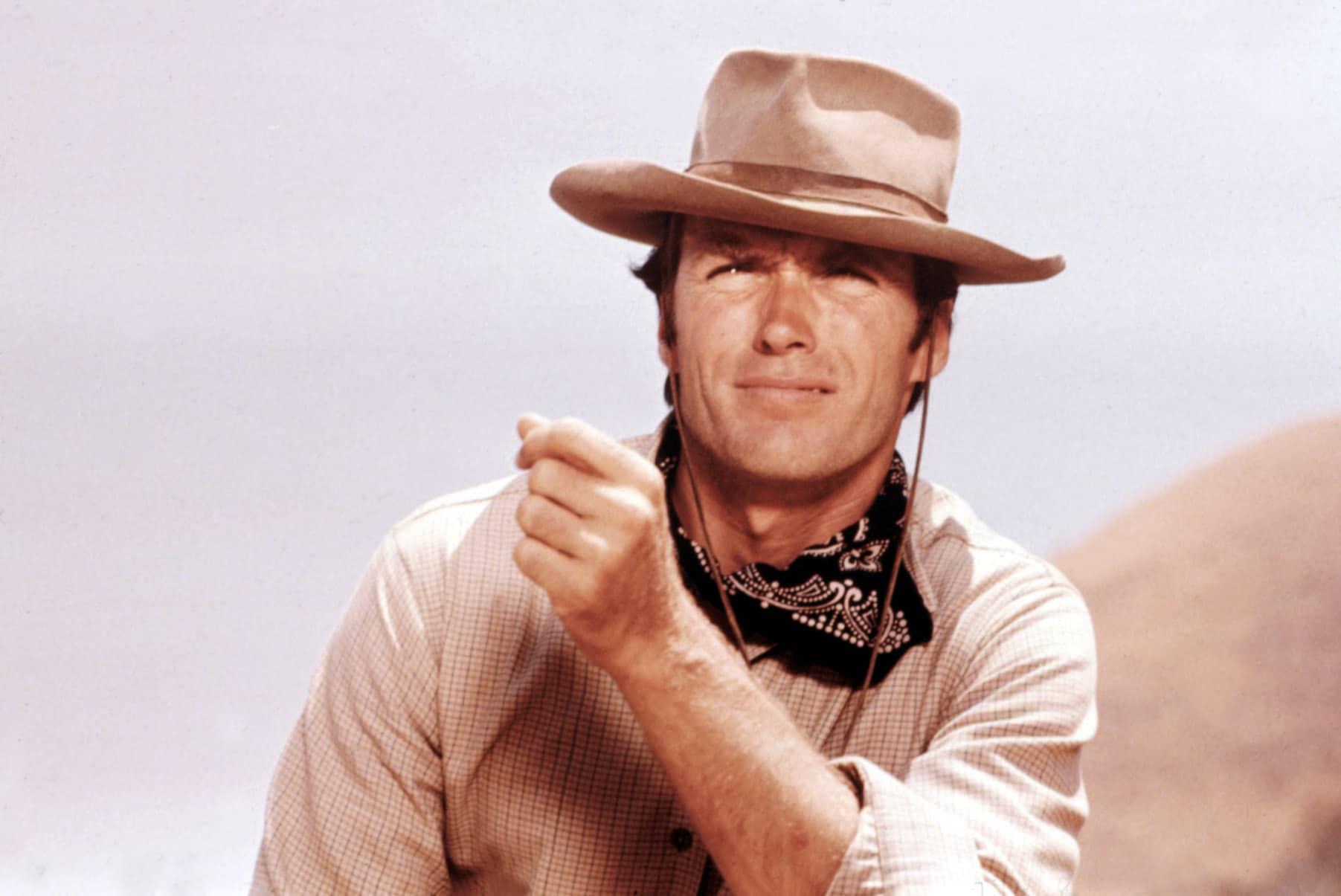 RAWHIDE, Clint Eastwood, 1959-1966