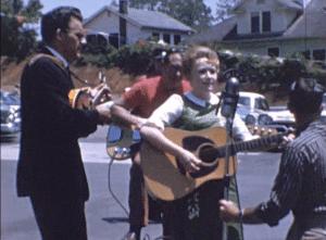 Dolly Parton at age 14