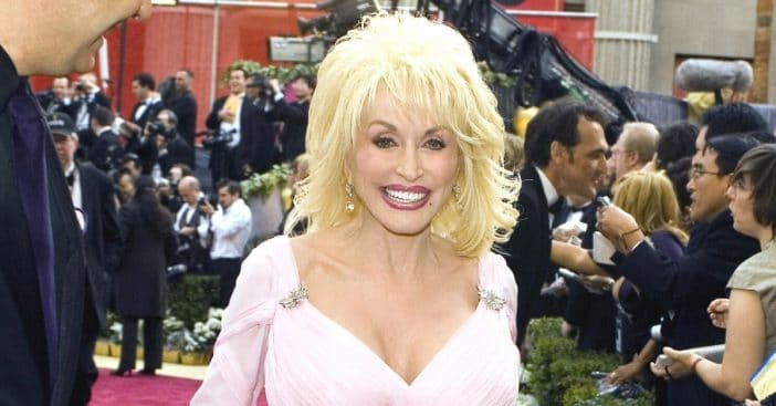 Dolly Parton is waiting to get the coronavirus vaccine