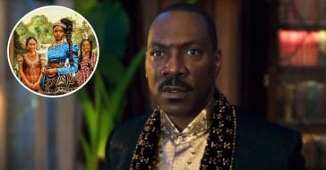 Eddie Murphy daughter stars in his new film