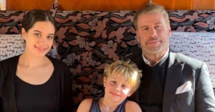 Ella Travolta shares birthday message for her dad