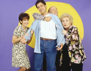 everybody loves Raymond cast
