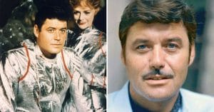 Guy Williams during and after Lost in Space