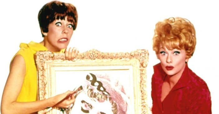 How Lucille Ball helped Carol Burnett get her own show
