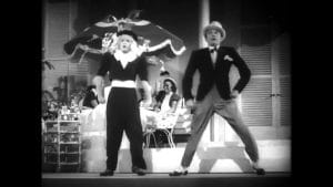 In the early decades of the 20th century, all dance movements tended to be carefully controlled. But just like in society, that would change dramatically